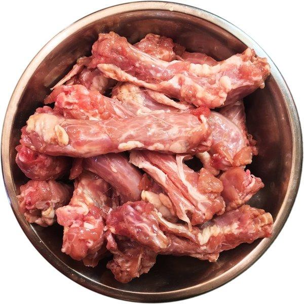 Raw Chicken Necks