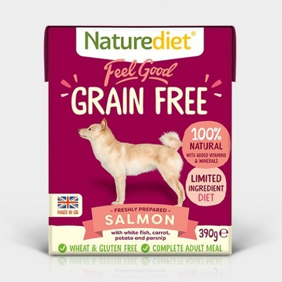 Natural Wet Dog Food