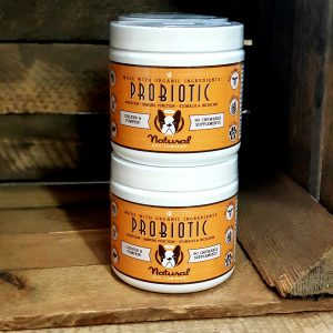 Natural Dog Company Probiotic Supplement