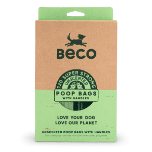 Beco Biodegradable Large Poo Bags with Handles