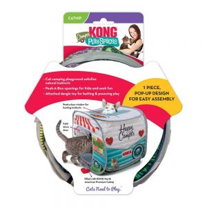 Kong Play Spaces Cat Camper