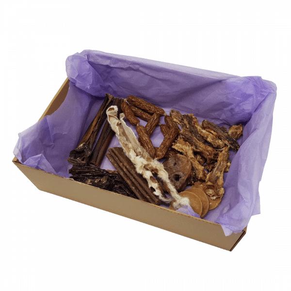 Small Natural Treat Box