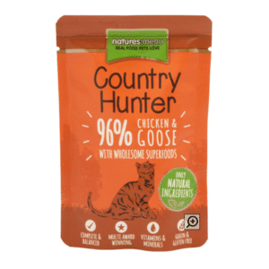 Country Hunter Cat Chicken & Goose with Superfoods