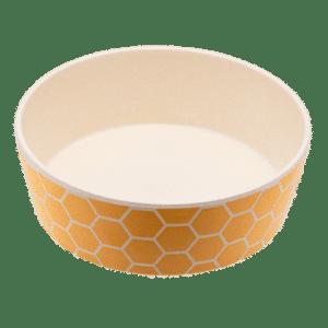 Beco Honeycomb Bamboo Bowl