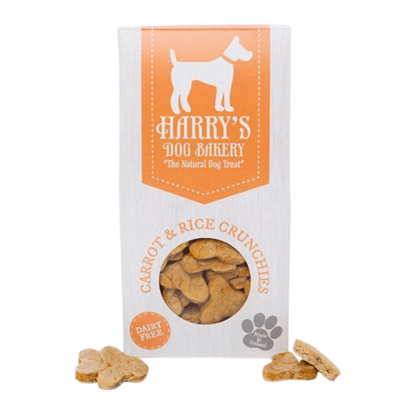 Harry's Dog Bakery Carrot and Rice Crunchies